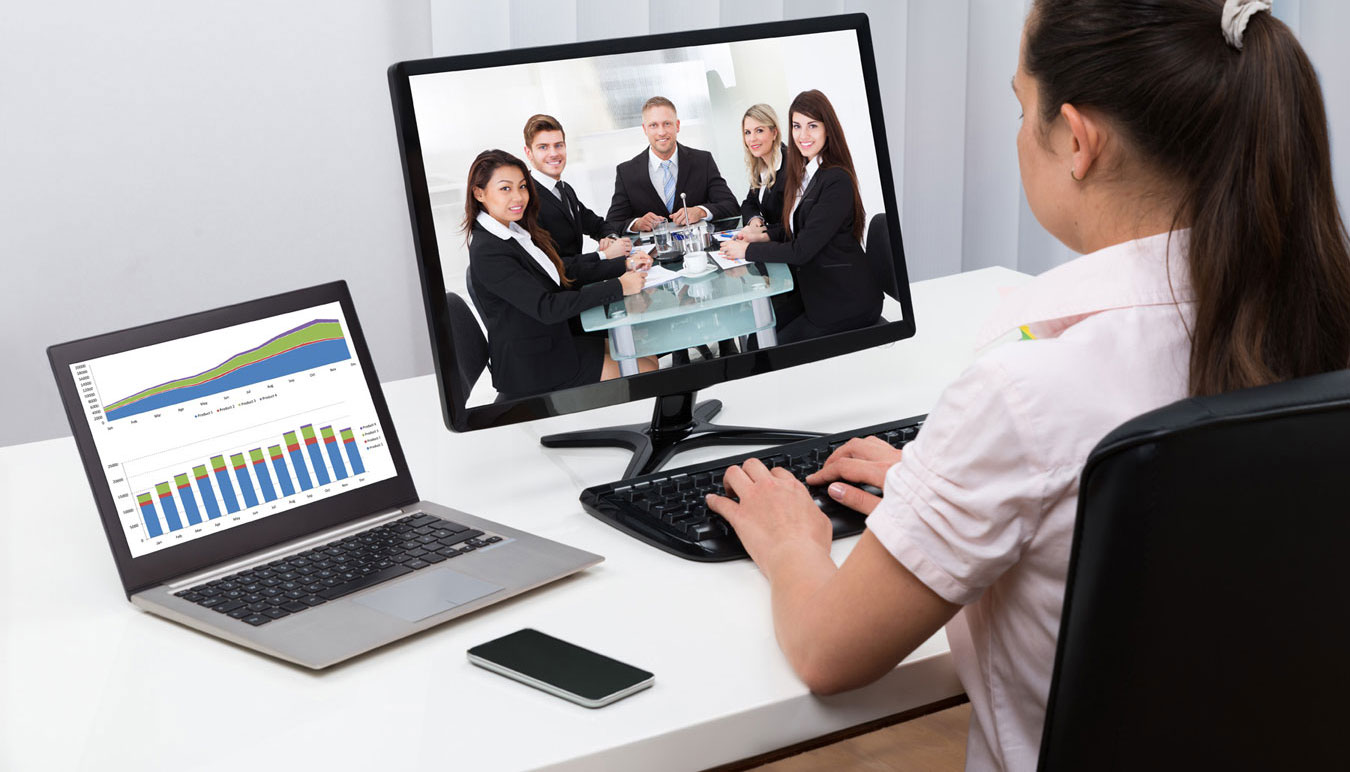 Offered anywhere, anytime visual collaboration conferencing for a global IT solutions and services company and a subsidiary of the leading Indian multinational conglomerate
