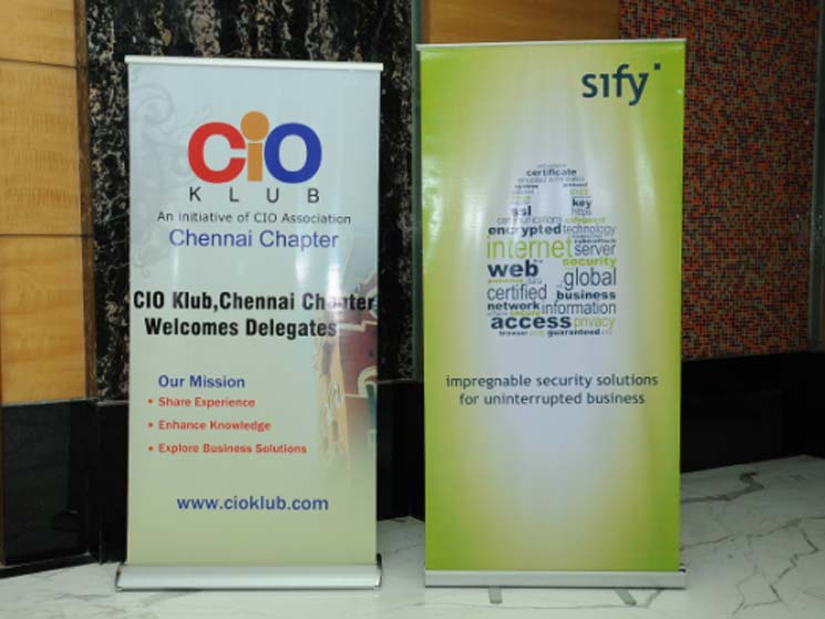 CIO Klub – Chennai Chapter  4th Anniversary Event