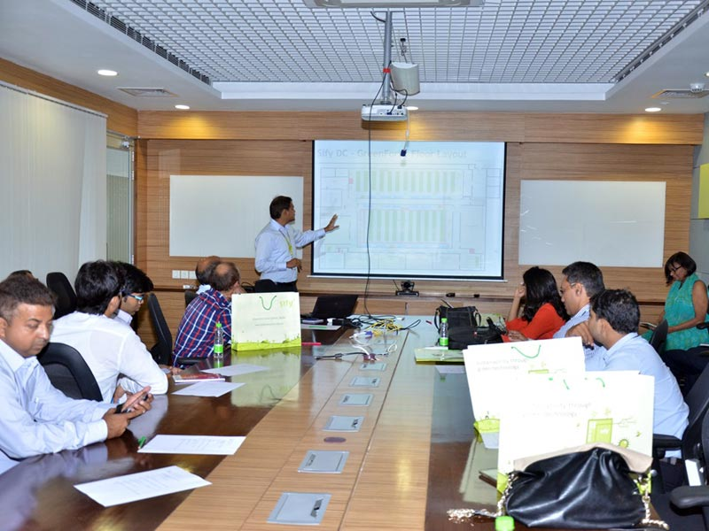 DC Tour & Workshop on  E-Campus Management