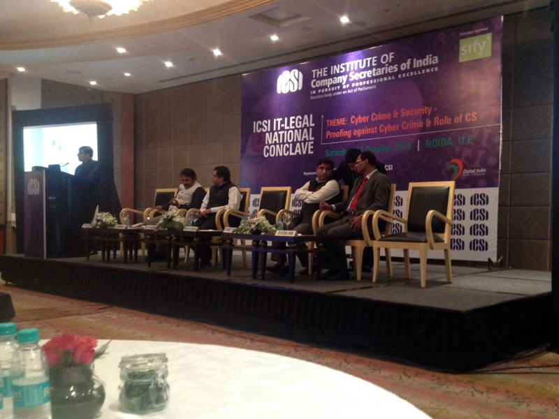 ICSI Legal-IT National Conclave