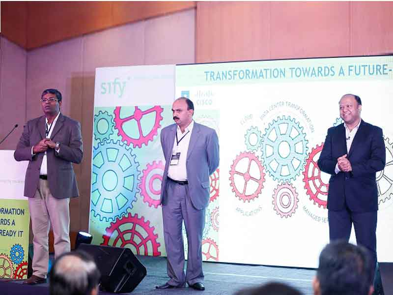 Transformation towards future-ready IT