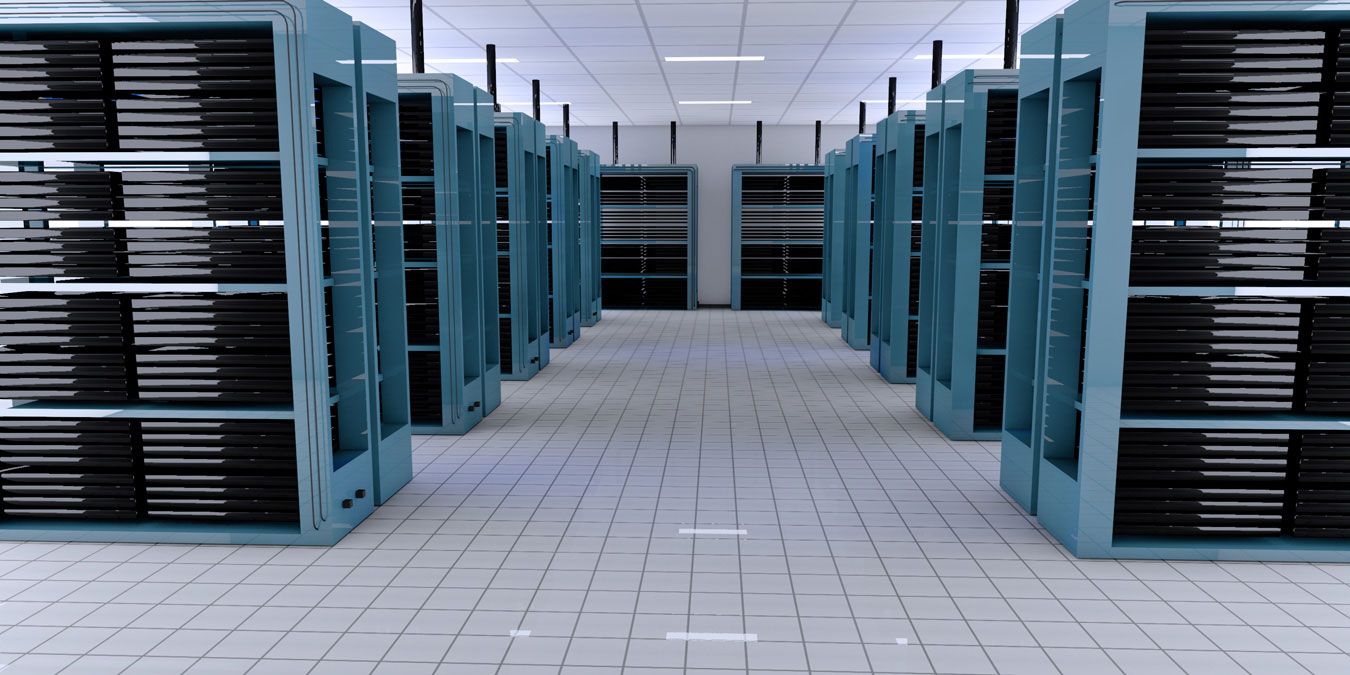 Data Center Hosting, Internet Service and Support Provide 100% Uptime for Major Bank