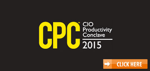 CIO Productivity Conclave