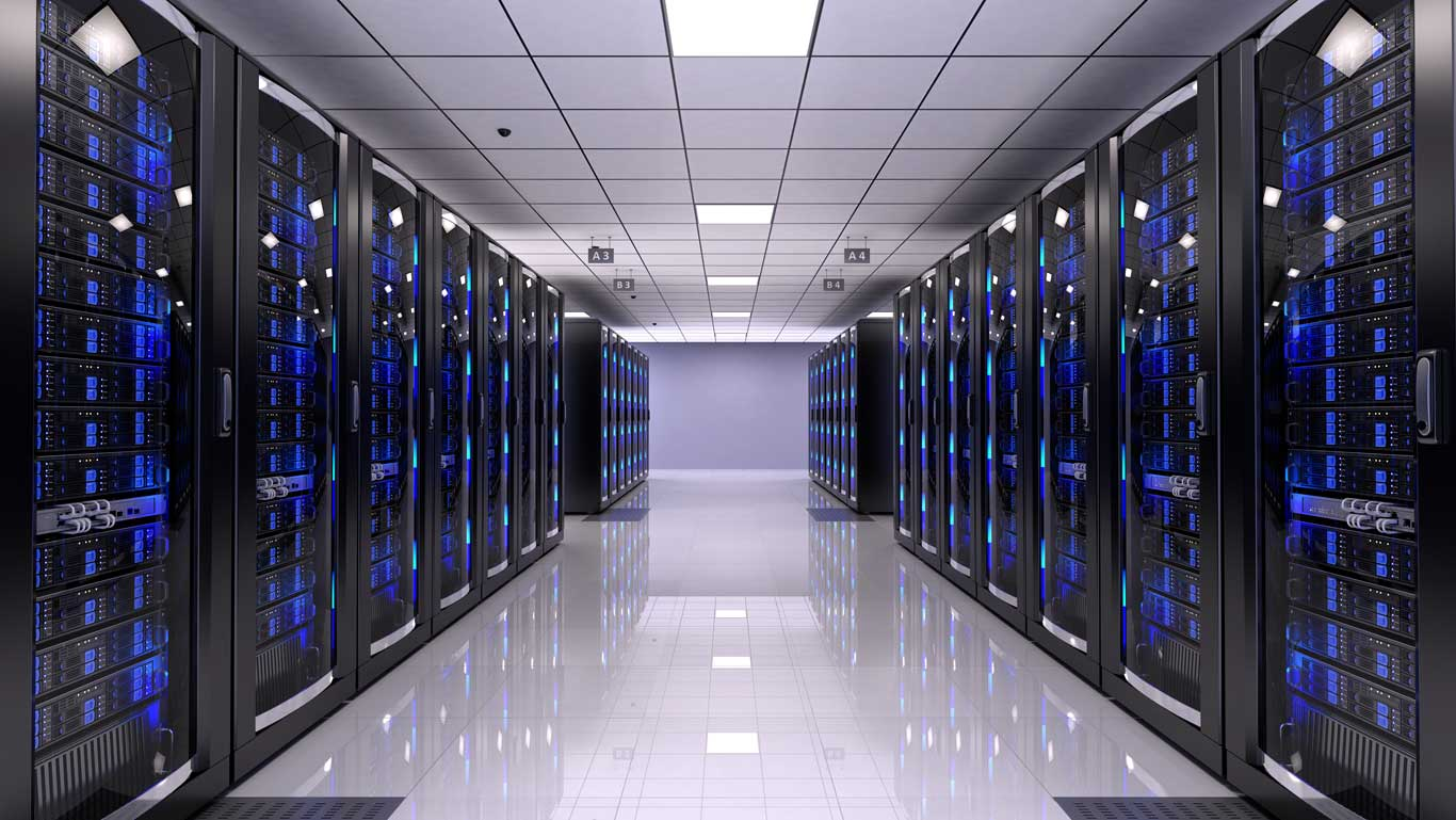 Data Center Powerhouse
