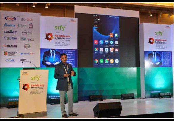 Health Care Information Technology Summit, Hyderabad 2017