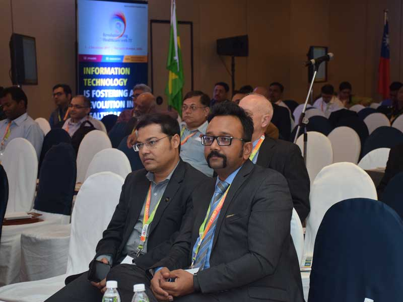 Revolutionizing Healthcare with IT, Mumbai 2017