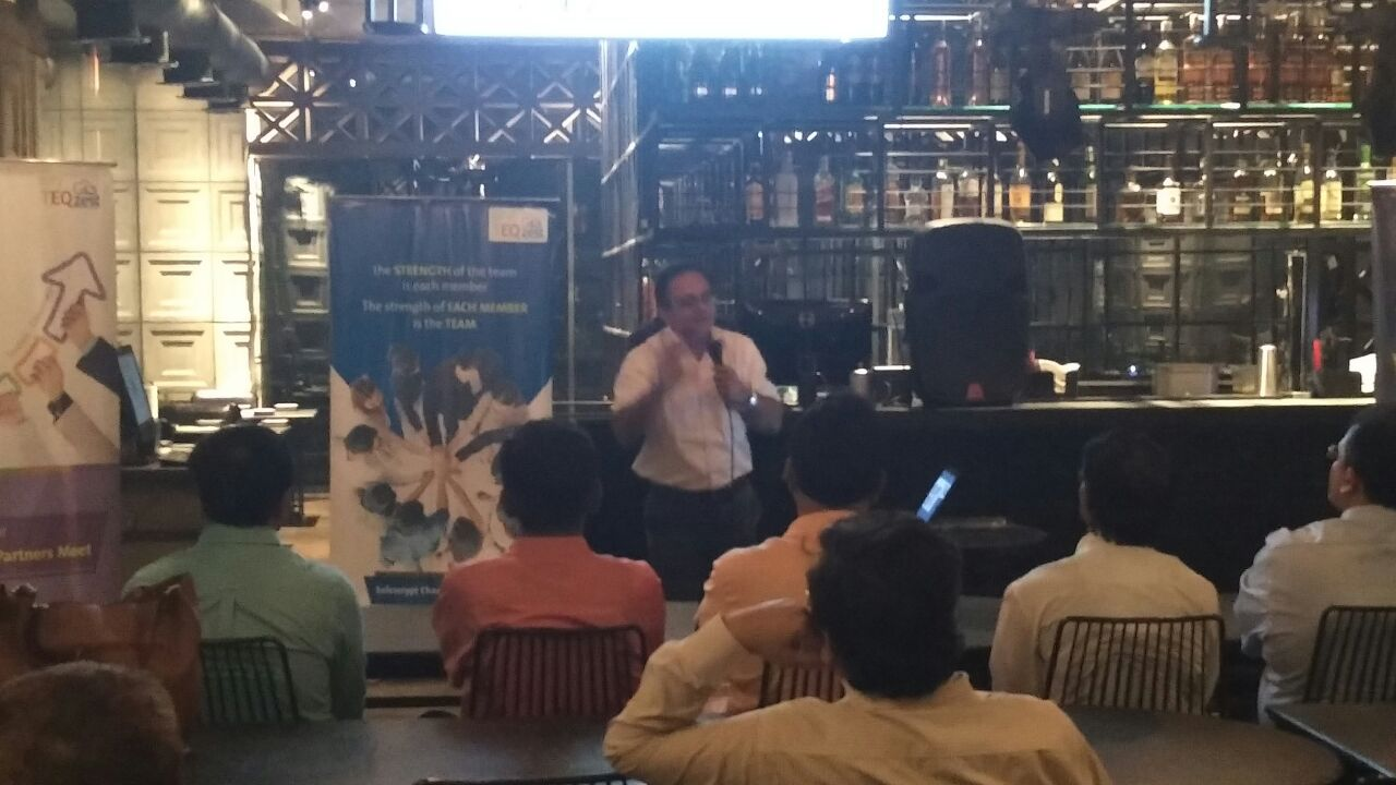 TEQzest Safescrypt Business Partner Conclave