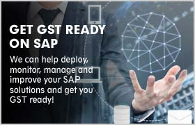 Get GST Ready on SAP