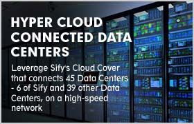Hyper Cloud Connected DataCenters