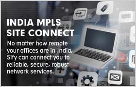 INDIA MPLS SITE CONNECT