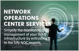 NETWORK OPERATIONS CENTER SERVICES