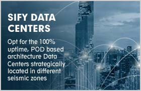 SIFY DATA CENTERS