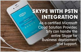 Skype with PSTN Integration