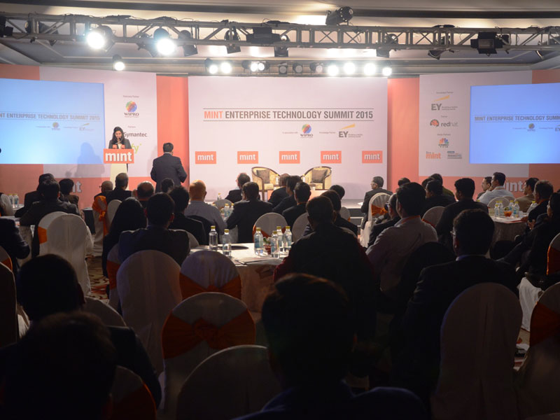 HT Mint Enterprise Technology Summit 2015