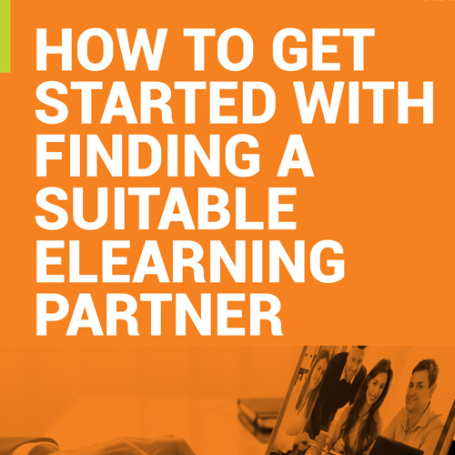 Helping You Get Started in Finding an eLearning Partner
