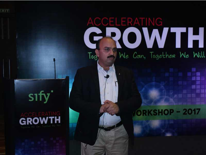Accelerating Growth by Sify Technologies Ltd, HPE, DELLEMC & Cisco