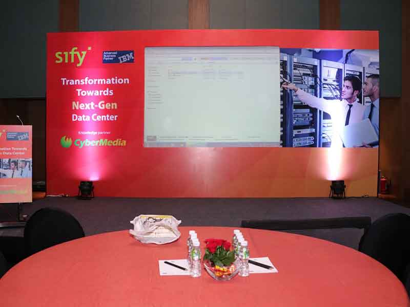 Transformation Towards Next-Gen Data Center with Sify Technologies Ltd & IBM