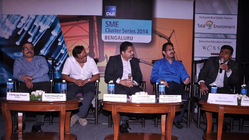 SME Cluster Series 2014