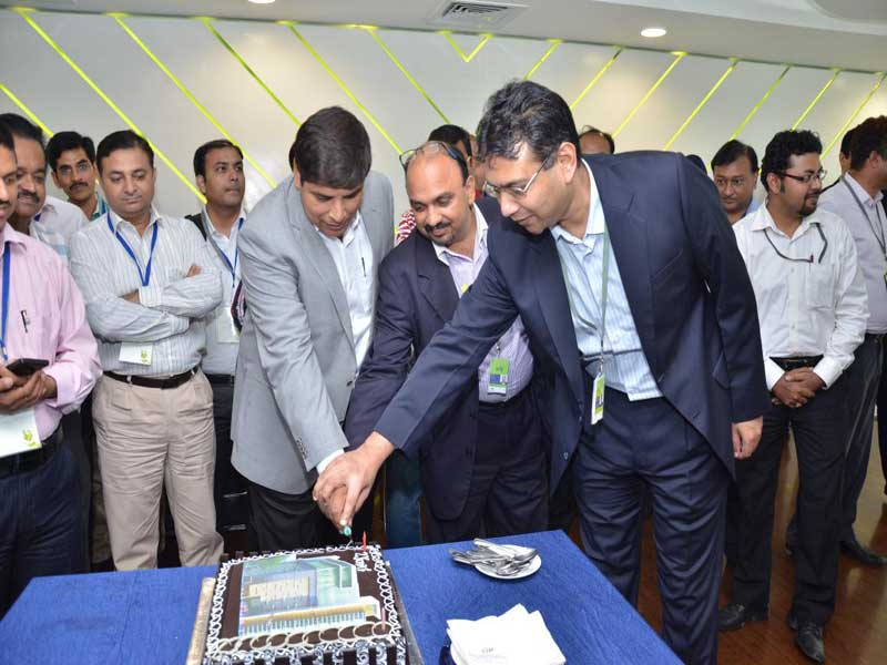 2nd Anniversary Celebration of  Noida Data Center
