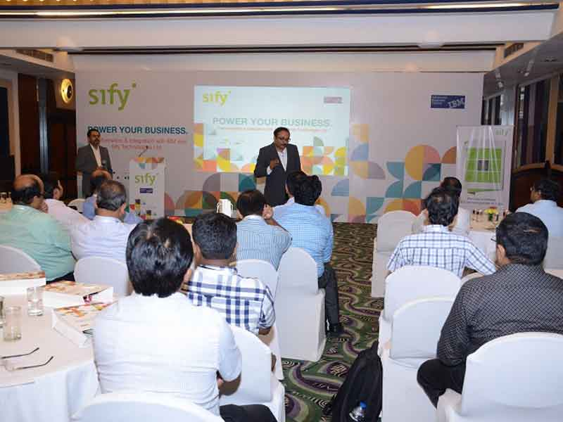 Power Your Business – Transformation & Integration with IBM & Sify Technologies Ltd