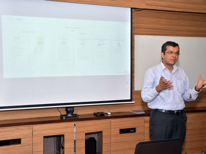 DC Tour & Workshop on  SAP Managed Infrastructure