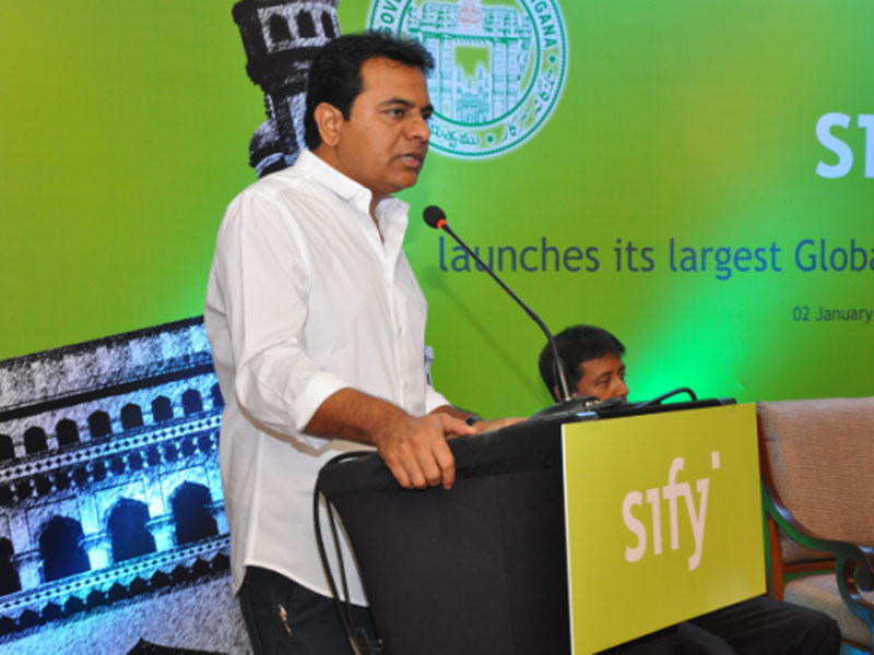 Launch of Sifys Global Delivery Center