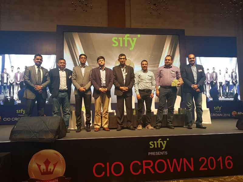 CIO Crown 2016