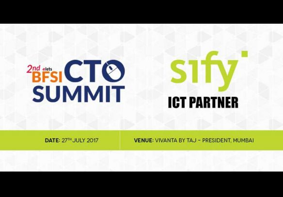 BFSI CTO Summit 2017