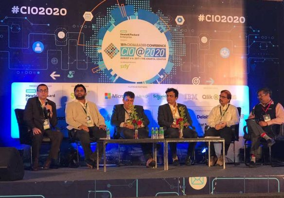 18th Annual CIO&LEADER Conference CIO@2020