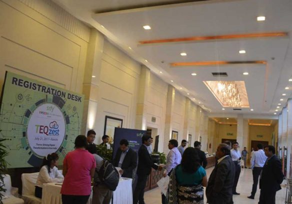 TEQzest Conference Ranchi Edition 2017