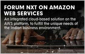 FORUM NXT ON AMAZON WEB SERVICES