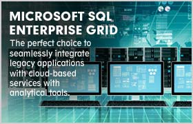 MICROSOFT SQL ENTERPRISE GRID