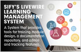 SIFY'S-LIVEWIRE-LEARNING-MANAGEMENT-SYSTEM