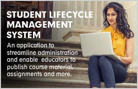 STUDENT-LIFECYCLE-MANAGEMENT-SYSTEM
