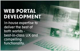WEB-PORTAL-DEVELOPMENT