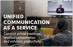 UNIFIED COMMUNICATION AS A SERVICE