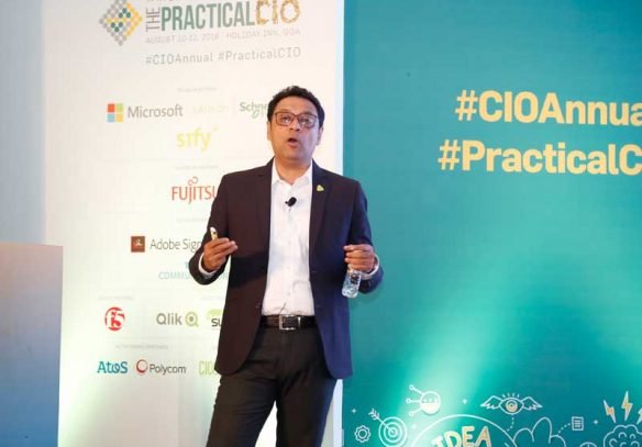 19th CIO & Leader Conference 2018