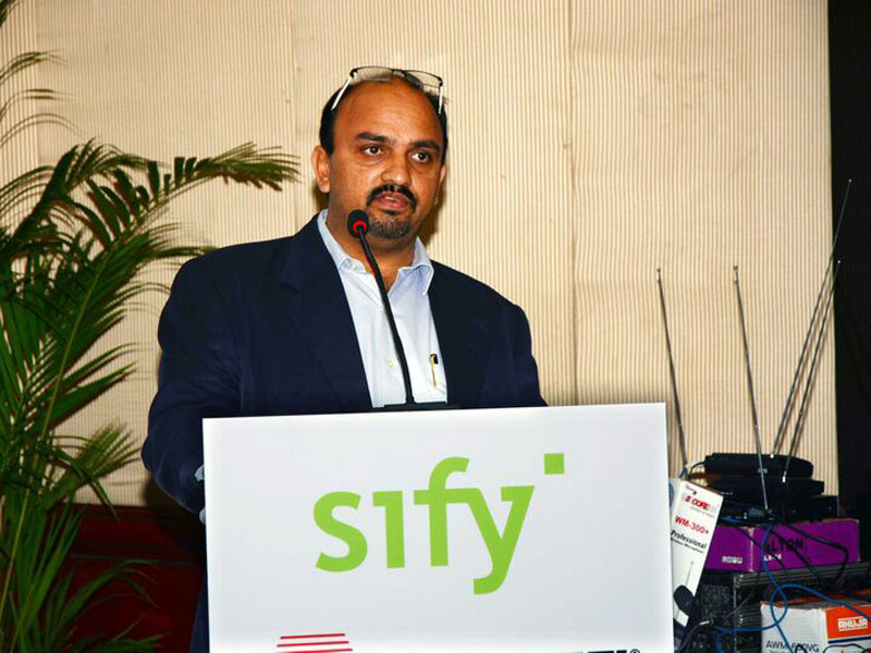 Sify – Oracle Roundtable Conference